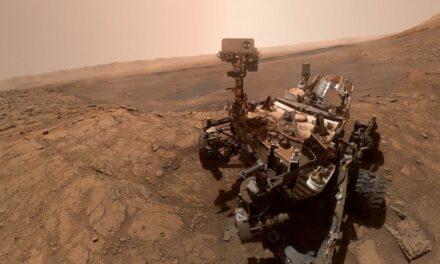 L'acqua salata di Marte