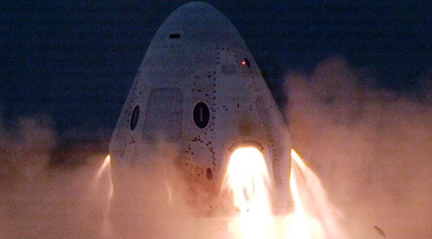 Falcon 9 supera la prova del fuoco