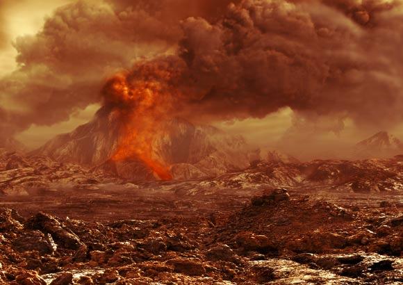 Vulcanismo attivo su Venere?