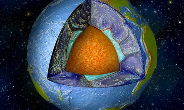 Un meteorite svelerà i segreti del mantello