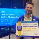 Una startup italiana conquista l'Open Innovation Contest