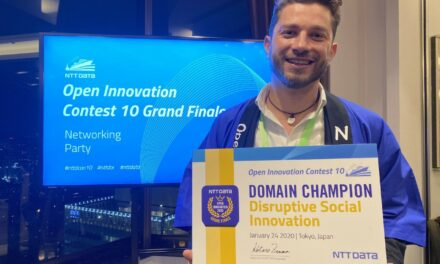 Una startup italiana conquista l'Open Innovation Contest