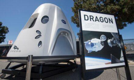 Dragon crew pronta al turismo spaziale