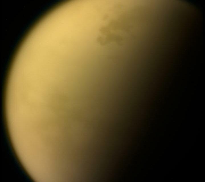 Cosa si cela nell'atmosfera di Titano