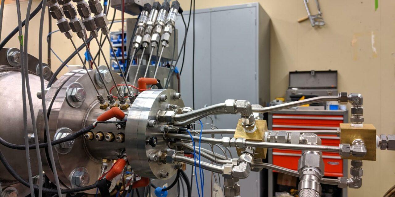 Un motore per razzi del futuro