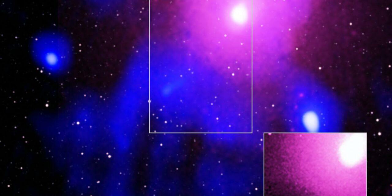 La più grande esplosione dopo il Big Bang