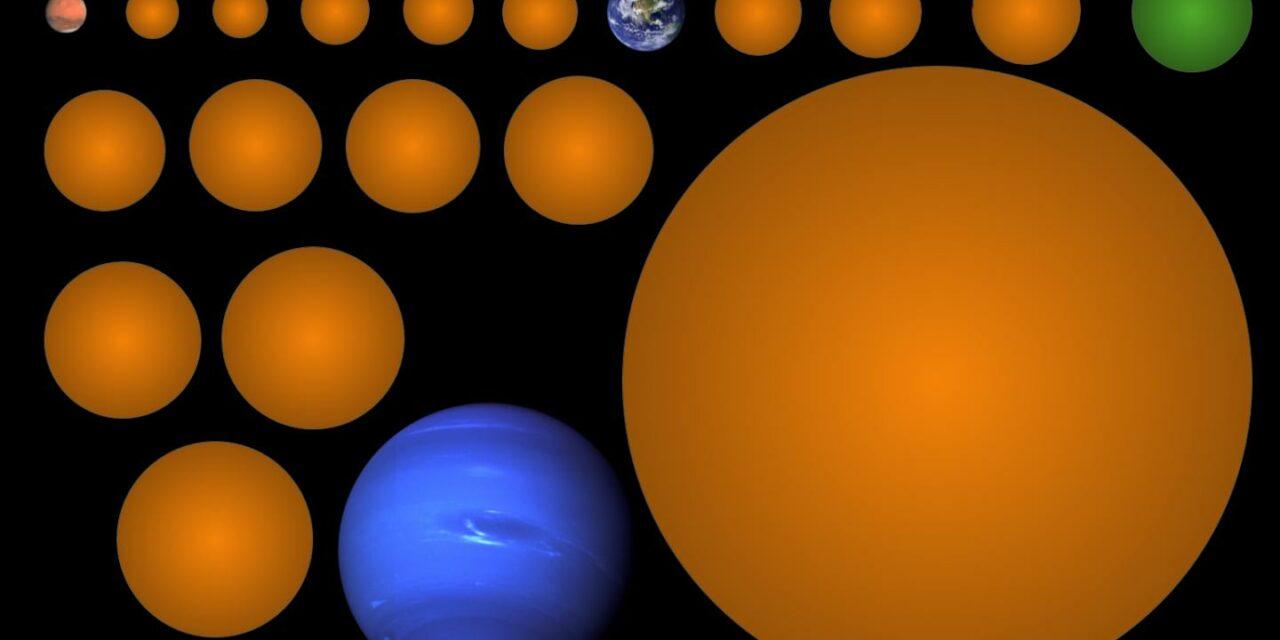Scoperti nuovi 17 esopianeti, uno di dimensioni terrestri