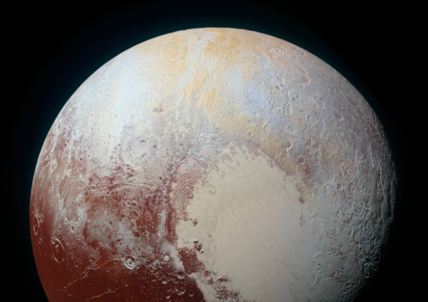 Soffi al cuore di Plutone