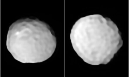Pallade, l'asteroide che sembra una pallina da golf