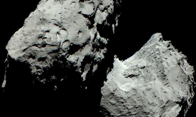 67P, la cometa mutevole