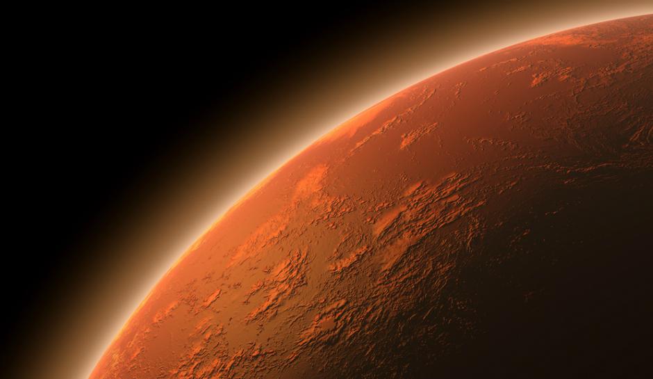 Abitabilità di Marte: un modello per comprenderla