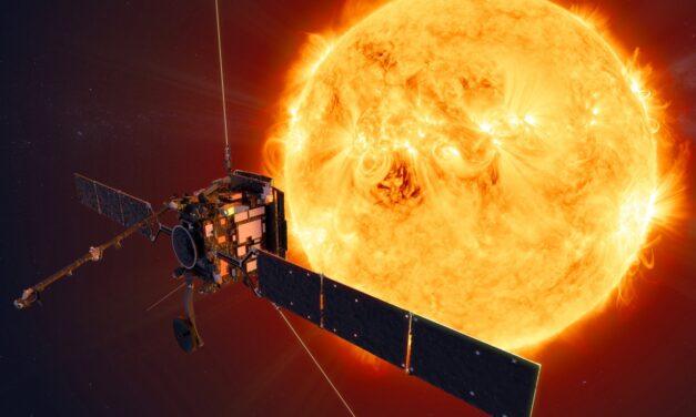 Solar Orbiter, ecco i primi dati