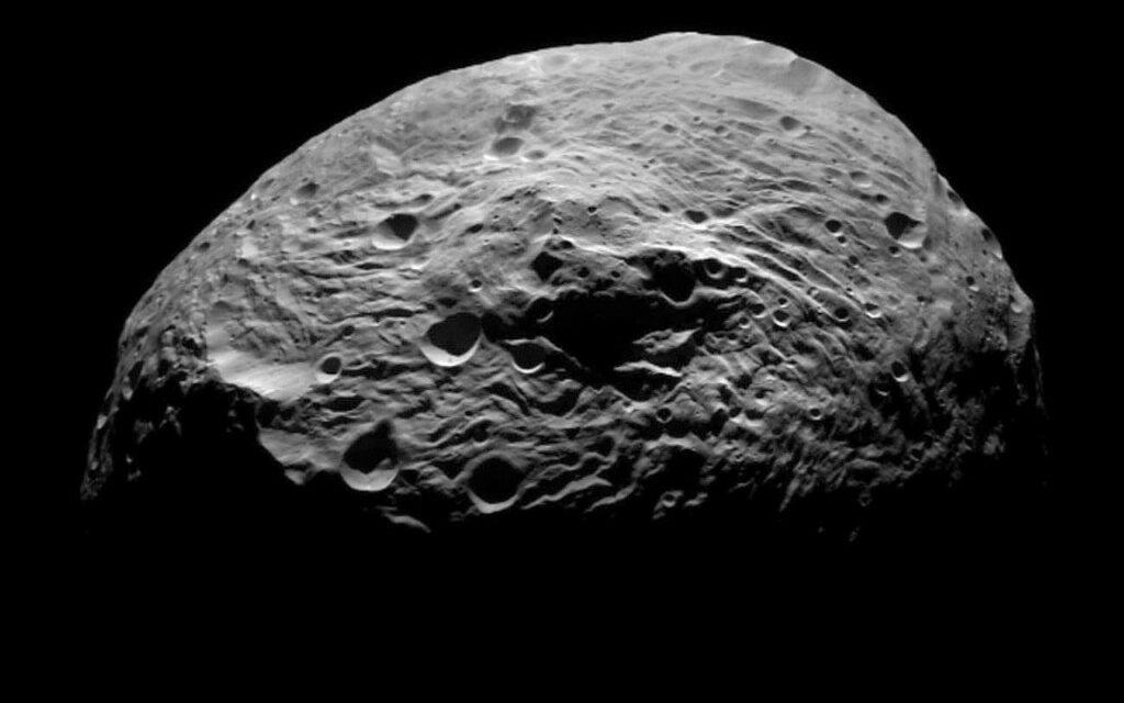 Il turbolento passato di Vesta