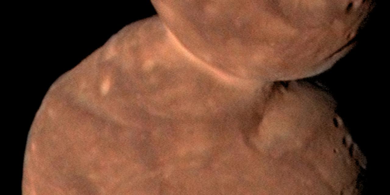 New Horizons fa luce sulle origini di Arrokoth