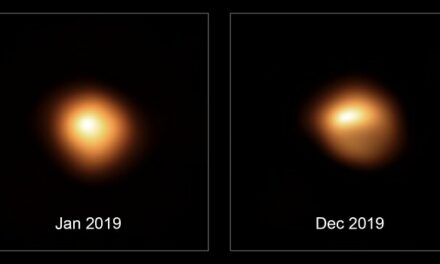Betelgeuse perde i colpi?