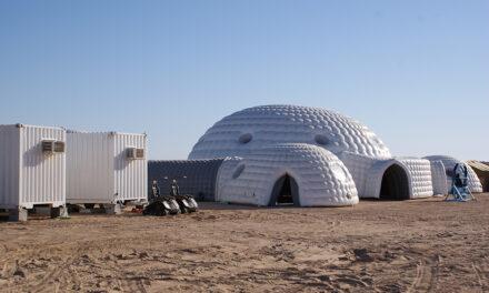 Hortspace, la vita nello spazio del futuro