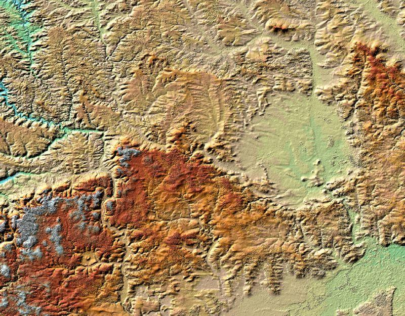 Meteorite marziano svela il passato acquoso di Marte