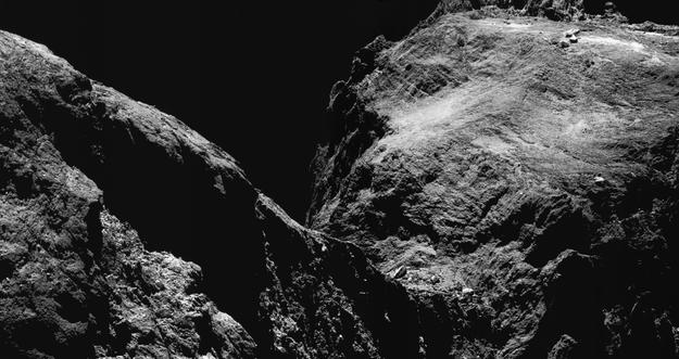 Quelle elusive riserve d'azoto sul nucleo della cometa Churyumov-Gerasimenko