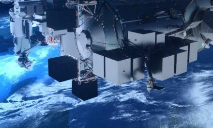 #SpaceTalk: Bartolomeo, Colombo dello Spazio
