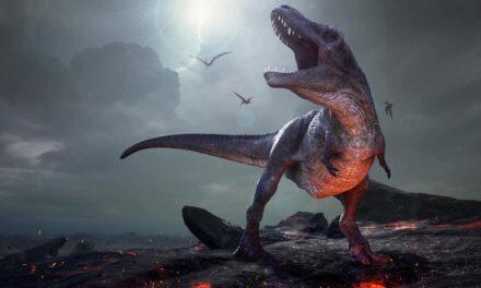 Le tenebre che estinsero i dinosauri