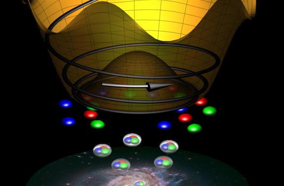 Una particella per spiegare gli enigmi irrisolti dell'Universo