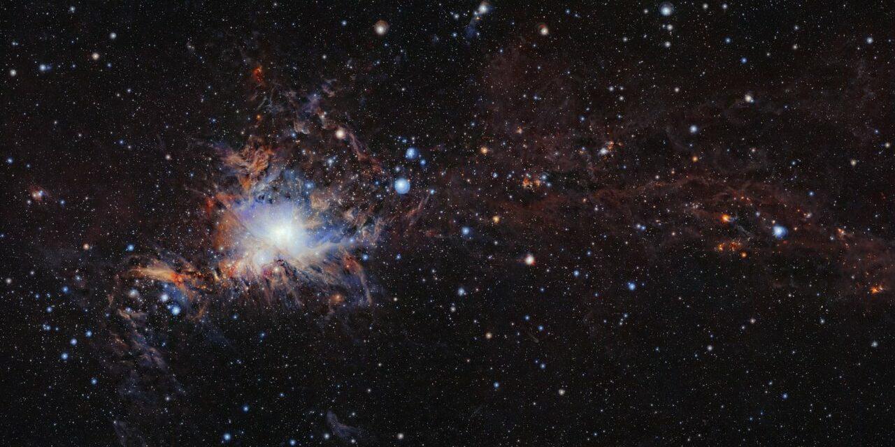 Formazione stellare, una nuova survey