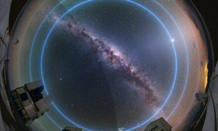 L'impatto delle mega-costellazioni nell'osservazione del cielo
