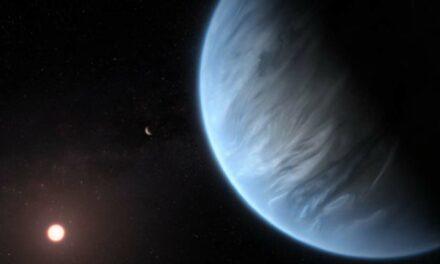 Le nubi extrasolari sfidano il James Webb
