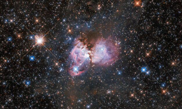 Hubble tra le nuvole