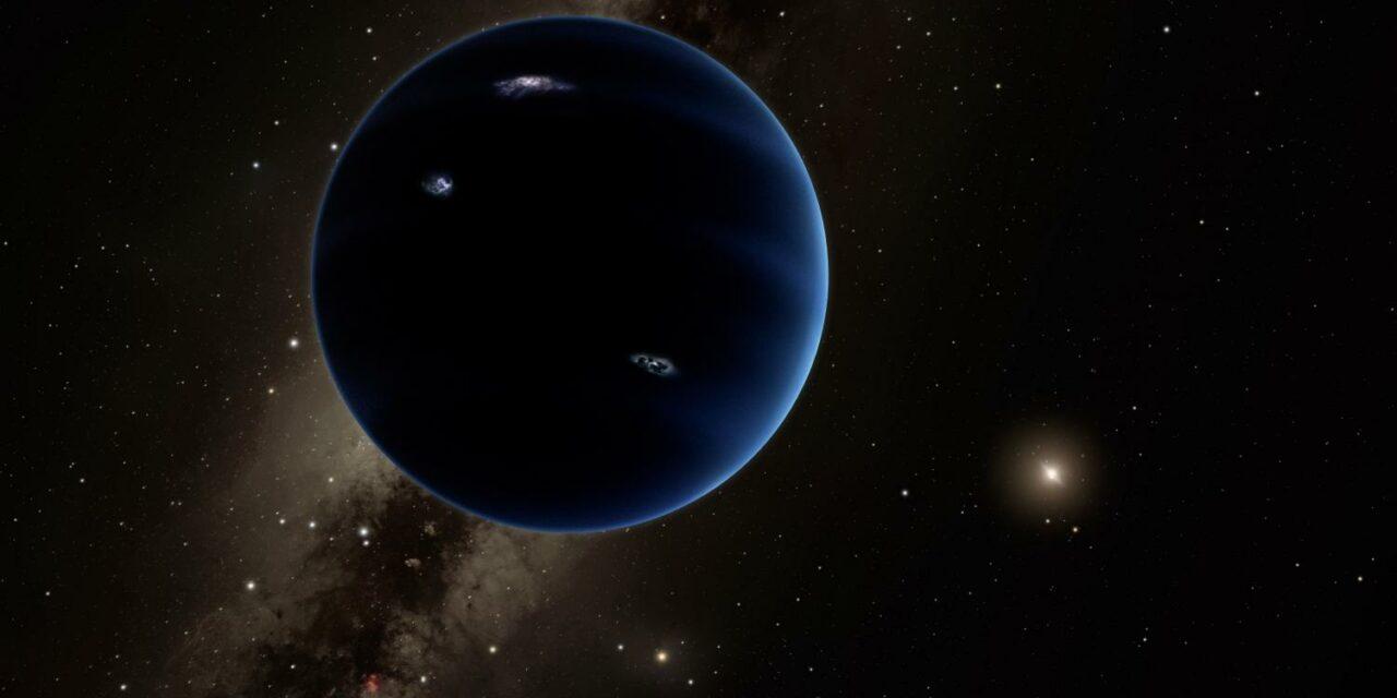 Un mondo di pianetini dietro nettuno