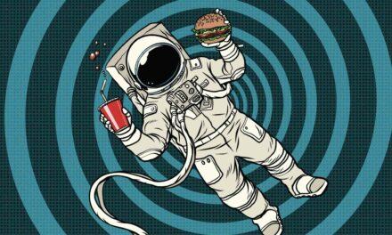 Il futuro è nell'alimentazione dello spazio