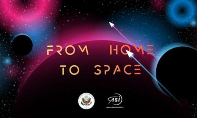 From home to space: lo spazio italiano tra presente e futuro