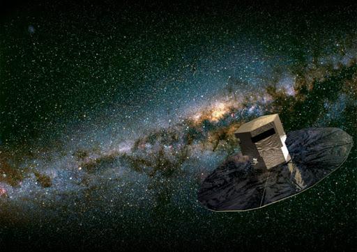 Chi ha deformato la Via Lattea?