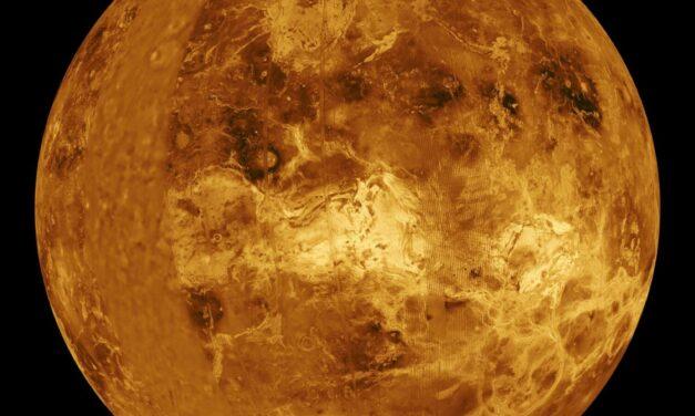 Venere, scoperto il motore della super rotazione