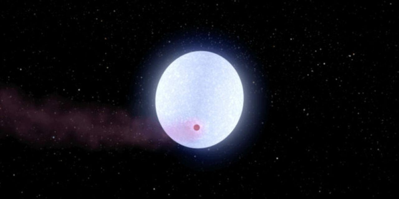 L'atmosfera bollente di Kelt-9b