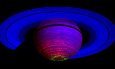 Cosa scalda l'atmosfera di Saturno?