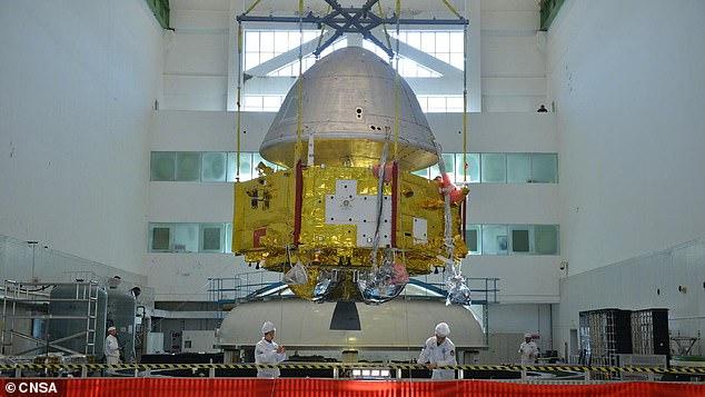 Tianwen-1, la prima missione cinese su Marte