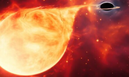 Il buco nero elusivo di Hubble