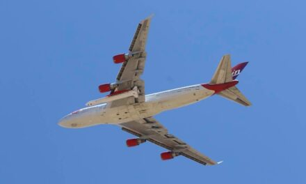 Virgin Orbit, test del razzo fallito