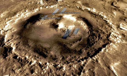 Curiosity, nuove tracce del passato ghiacciato di Marte