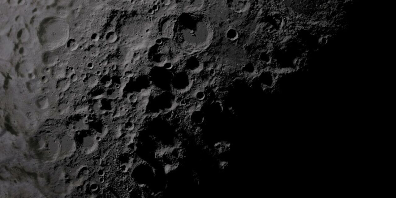 L'impatto che formò la crosta lunare