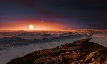 Il pianeta di Proxima Centauri