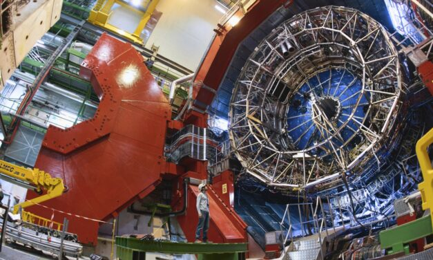 Antiparticelle per svelare la materia oscura
