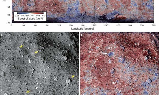 Hayabusa2 ci svela nuovi dettagli sulla superficie di Ryugu