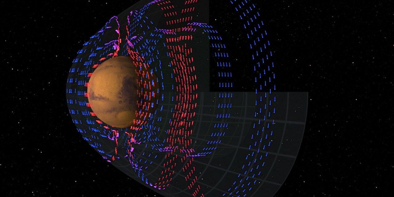 L'atmosfera di Marte fa 'scintille'