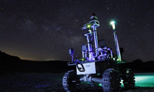 Luna, un rover a laser per svelarne gli angoli più oscuri