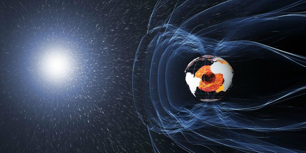 Swarm, nuovi indizi sul polo nord magnetico