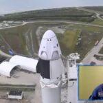 #LaunchAmerica, debutto di Crew Dragon rimandato: commento live con Vittori