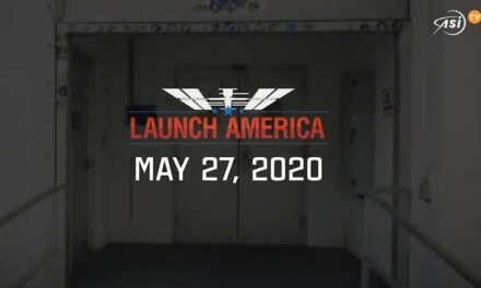 #LaunchAmerica, ritorno al futuro per il volo umano