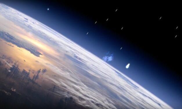I raggi cosmici hanno influenzato la vita sulla Terra?